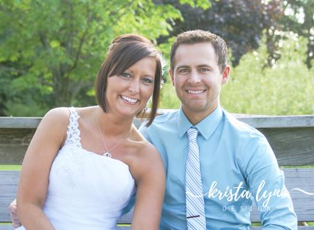 Ben & Chelsie Wedding Session
