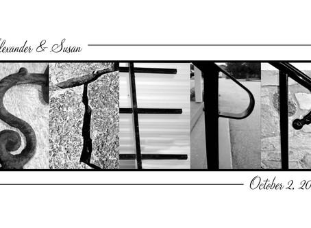 """""""Stepp"""" Letter Art"""