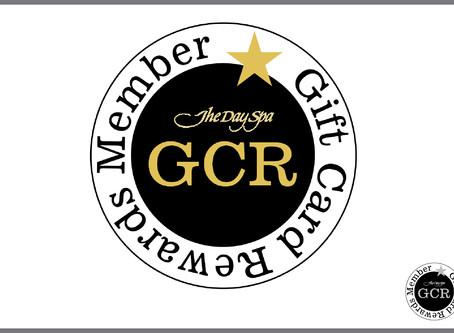 The Day Spa Gift Card Rewards Logo
