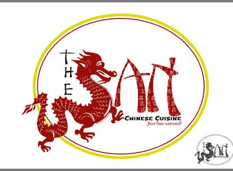 The San Chinese Cuisine Logo