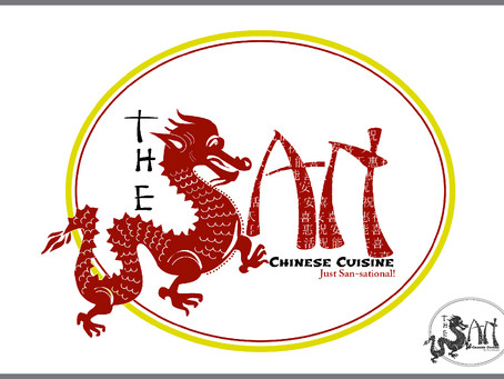 The San Chinese Cuisine Logo