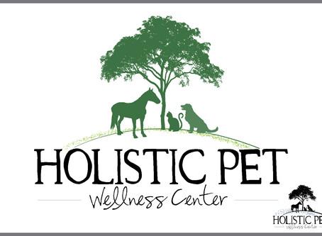 Holistic Pet Wellness Center Logo Design