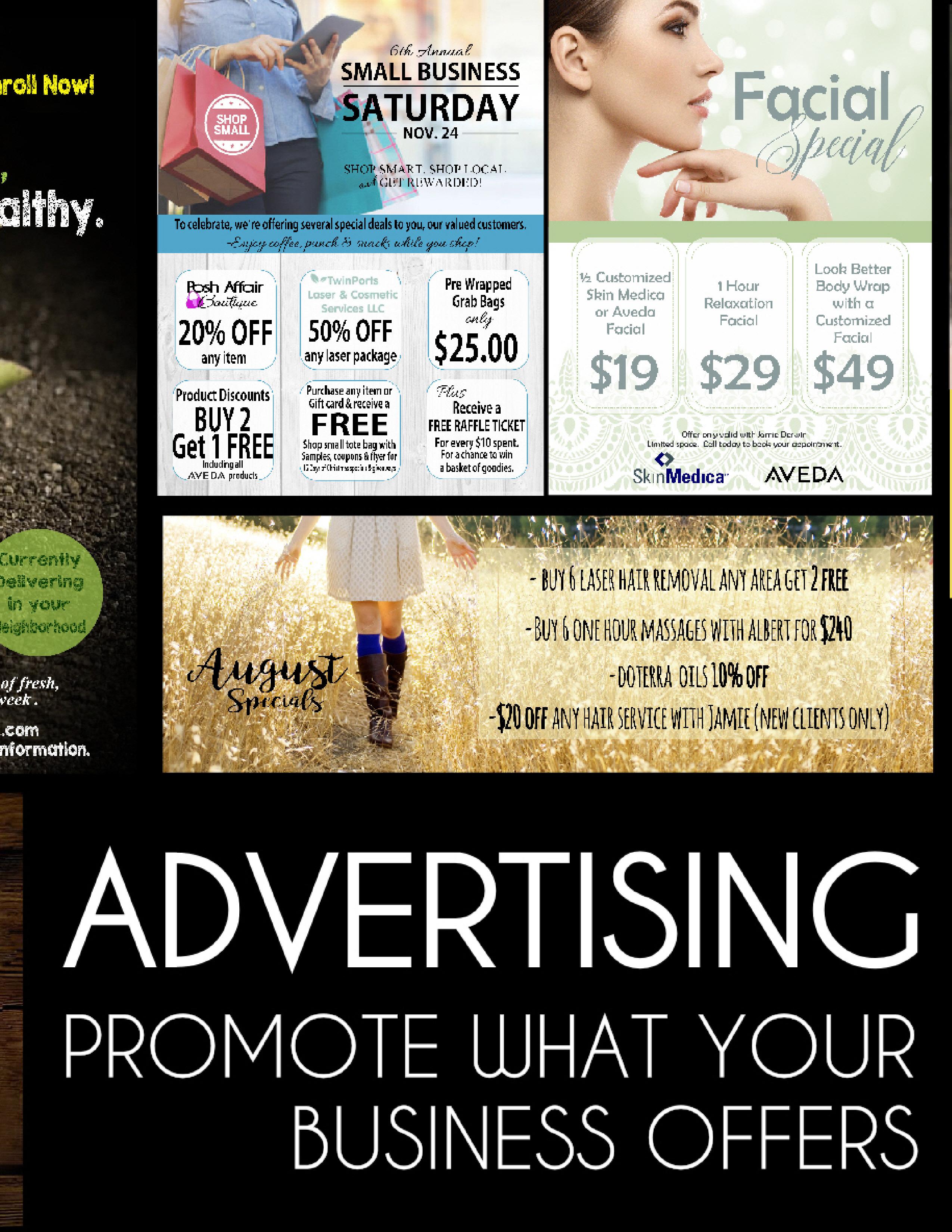 KristaLynnDesign Advertising