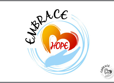 Embrace Hope Counseling LLC Logo Design