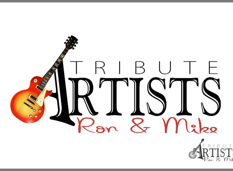Tribute Artists Ron & Mike Logo
