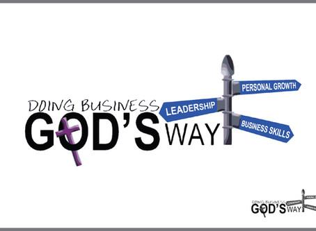 Doing Business God's Way Logo