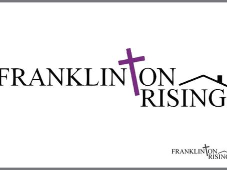 Franklinton Rising Logo