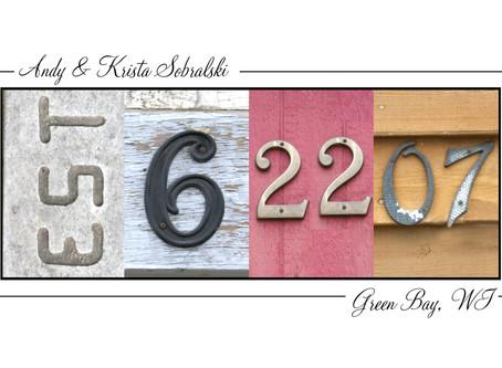 """""""6/22/2007"""" Letter Art"""