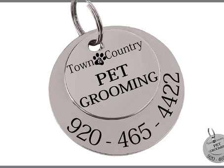 Town & Country Pet Grooming Logo Design
