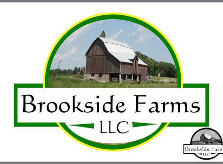 Brookside Farms LLC Logo