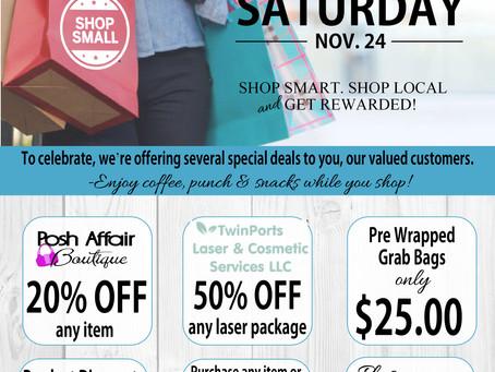 Serenity Spa & Salon Small Business Advertising