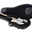 BRISQ Headless Guitar Bag With Kiesel Guitar