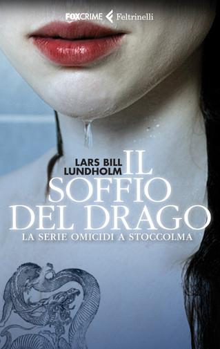 """Fotografie für das Buchcover """"Il Soffio Del Drago"""" von Lars Bill Lundholm"""