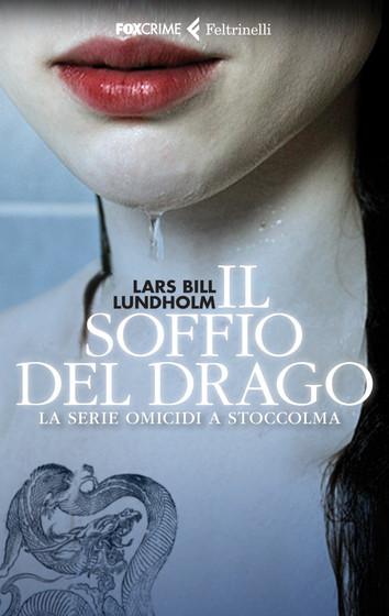 """Verwendung meiner Fotografie für das Buchcover """"Il Soffio Del Drago"""" von Lars Bill Lundholm"""