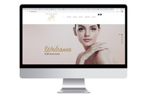 Webdesign Beautysalon