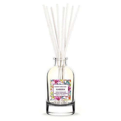 Garden Home Fragrance with diffuser sticks 100 ML