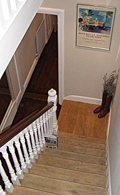 Oak Steps