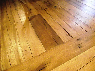 Extra Rustic Solid Oiled Oak
