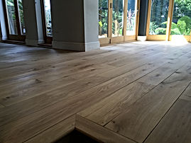 Rustic Engineered Oak