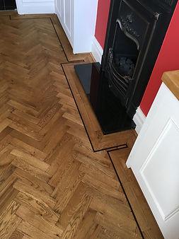 Ghent Blocks Oiled Wenge Strip