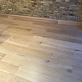 Natural Oiled Solid Oak