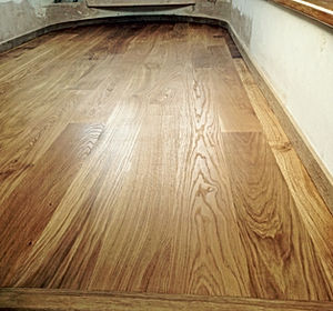 Solid American Oak