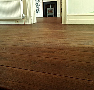 Jacobean Solid Oak