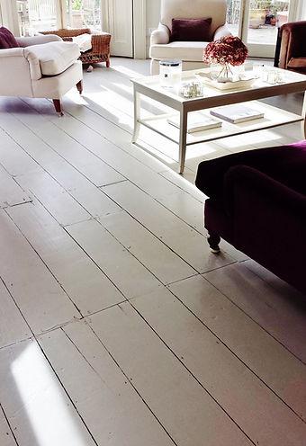 White Reclaimed Boards