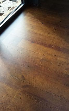Engineered Oiled Oak