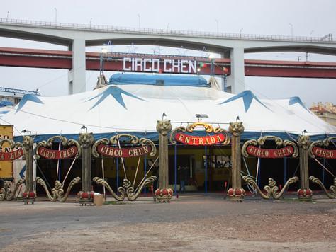 CEPAC no Circo Chen