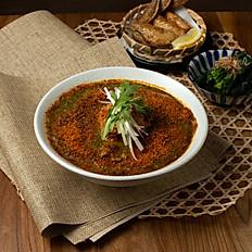 特式辣味濃厚白湯