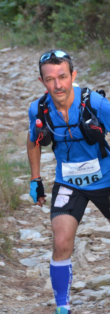 Guillaume Charbonneau ultra trail