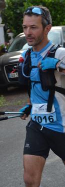 Guilluam Charbonneau ultra trail