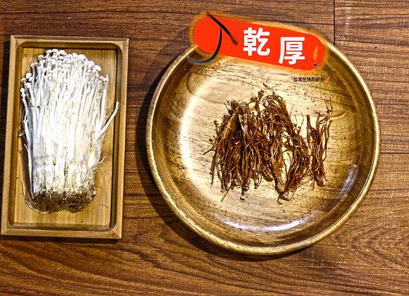 えのきせんべい -金針菇絲
