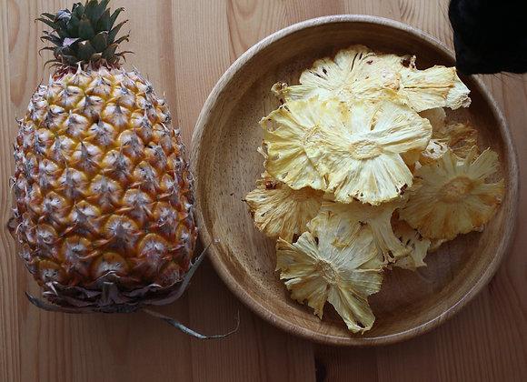 無添加鳳梨乾 - 無添加パイナップル