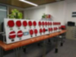Quality control centre