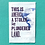 Thumbnail: This is America poster by Letra Chueca Press