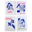 Thumbnail: Política Casera Greeting Cards by Letra Chueca Press