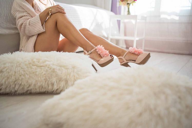 photo boudoir - Kelly Photographie
