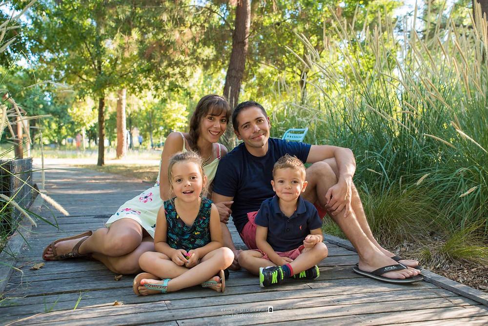 portrait famille enfants Agen Boé