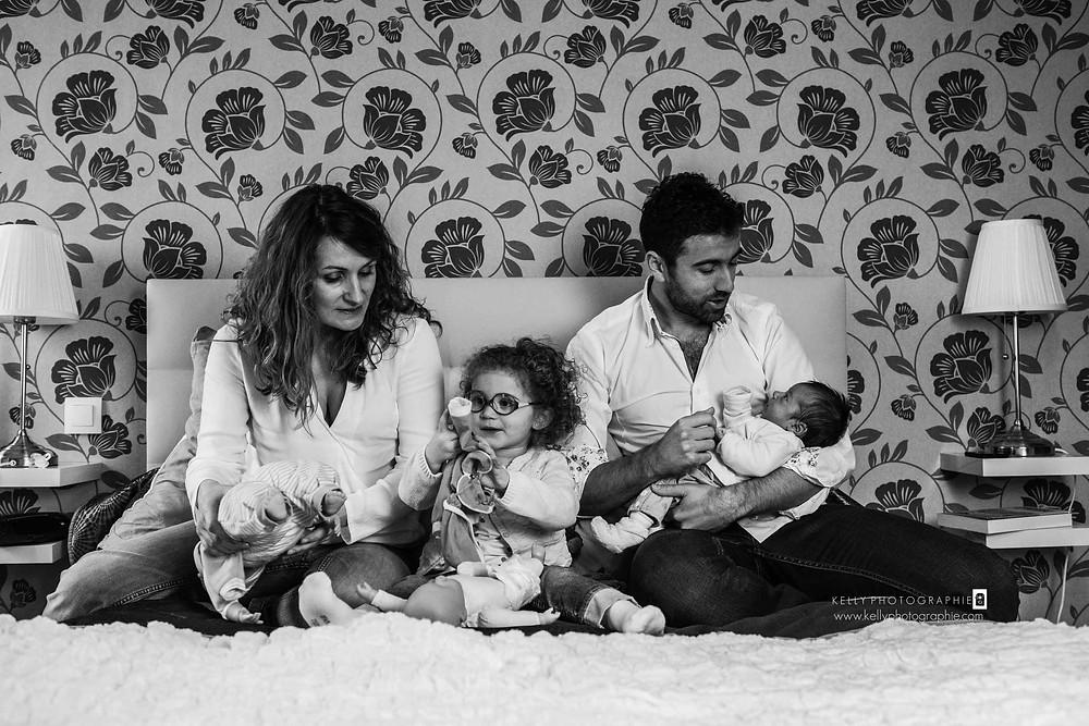 photographe bébé naissance agen lot et garonne lifestyle domicile