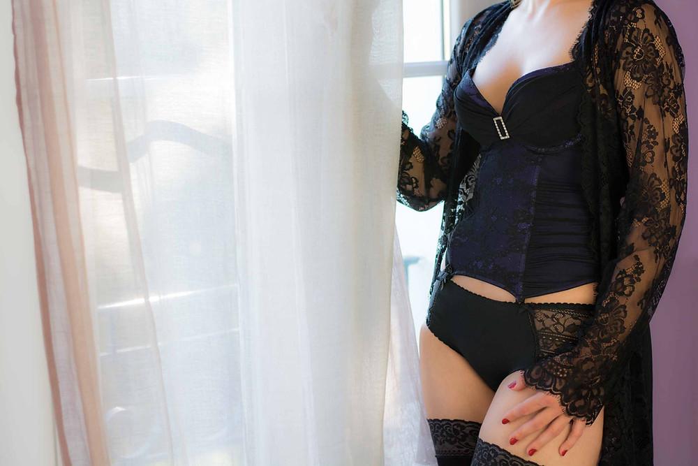 photographe agen boudoir glamour séance photo lingerie dentelle