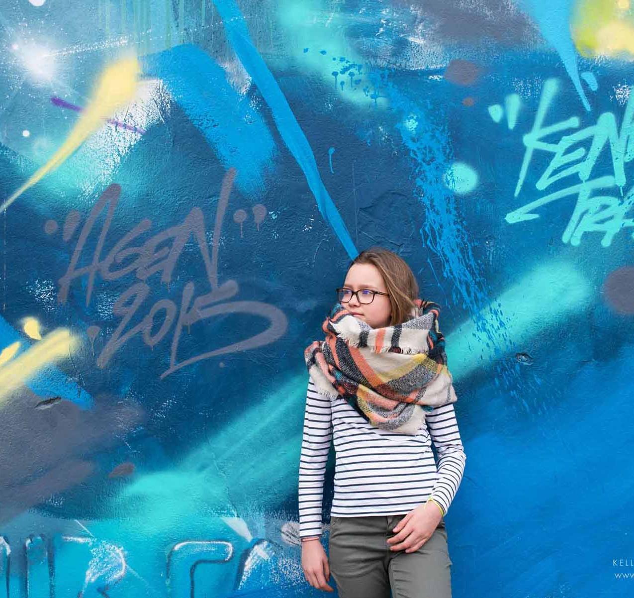 séance photo Agen, graff