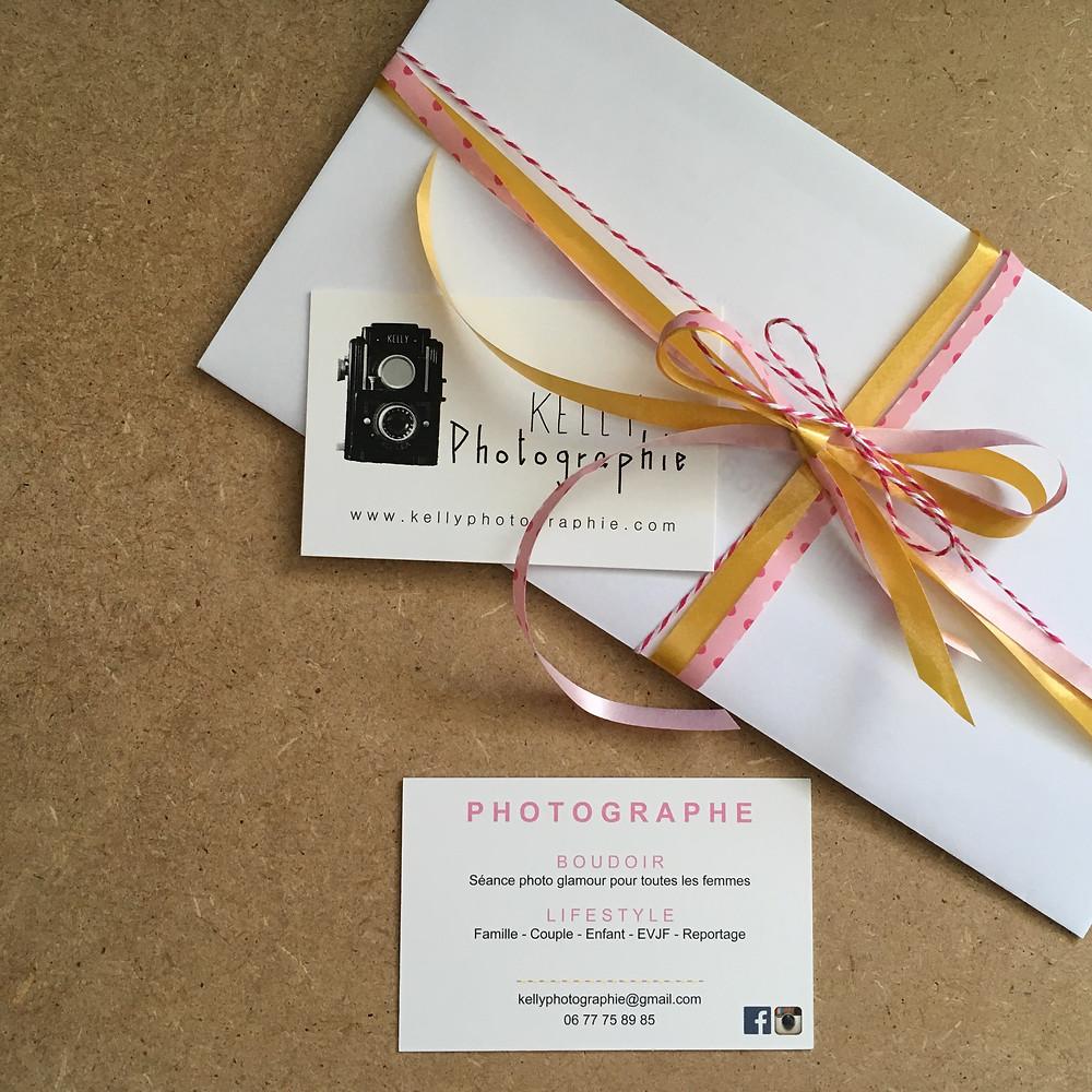 bon cadeau pour la séance photo Boudoir, photographe Lot et Garonne