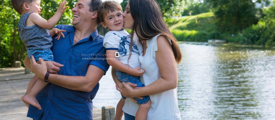Séance photo famille à Casseneuil