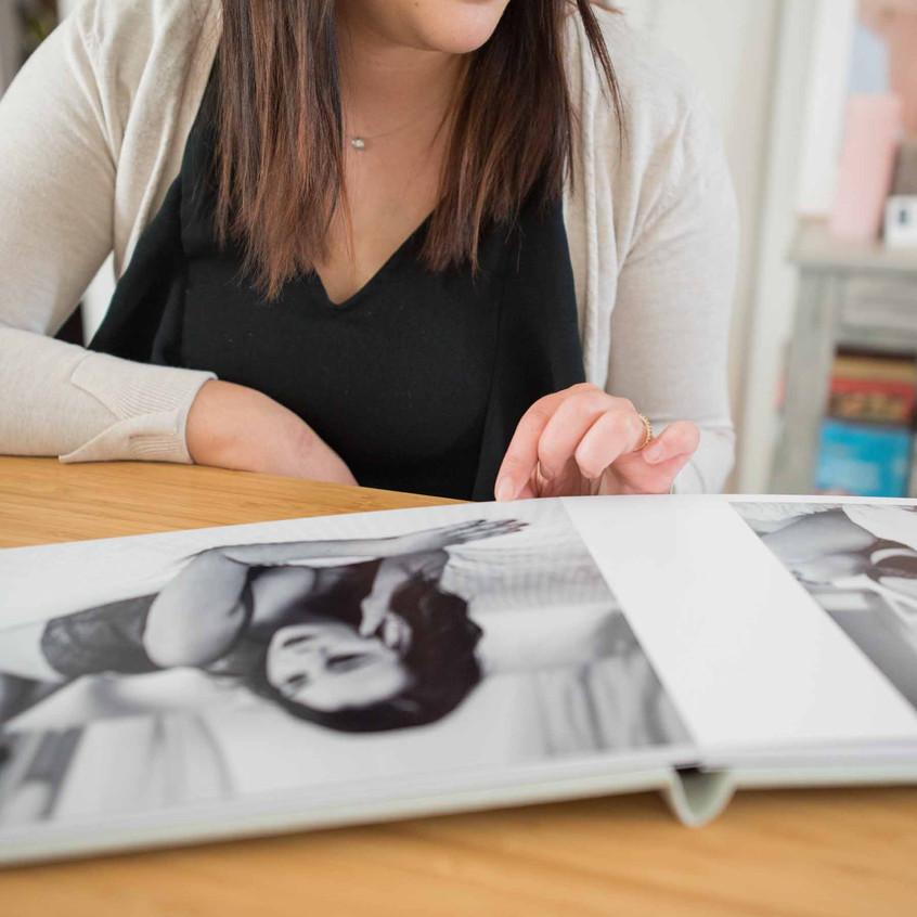 Au Home Studio, Kelly Photographie