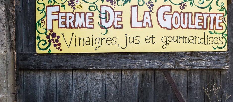 Reportage Ferme de la Goulette, vinaigrerie