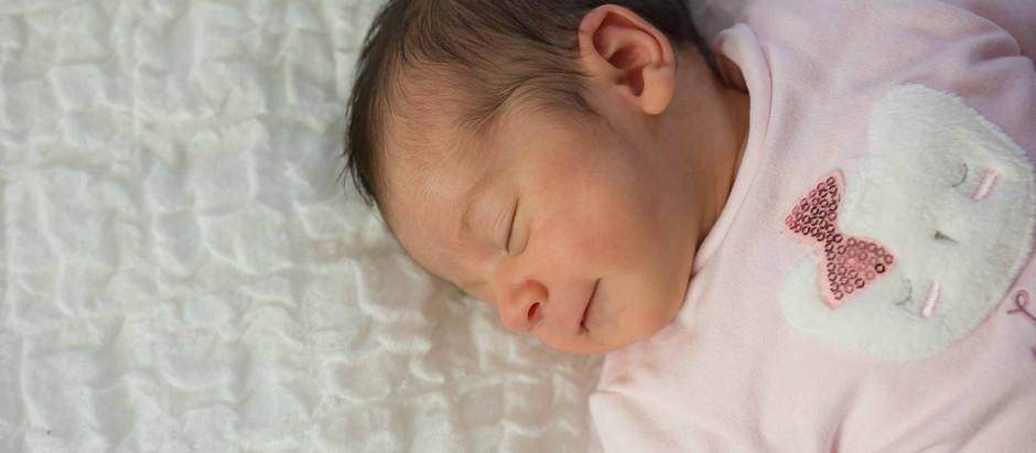 Séance photo naissance à domicile - Suzanne