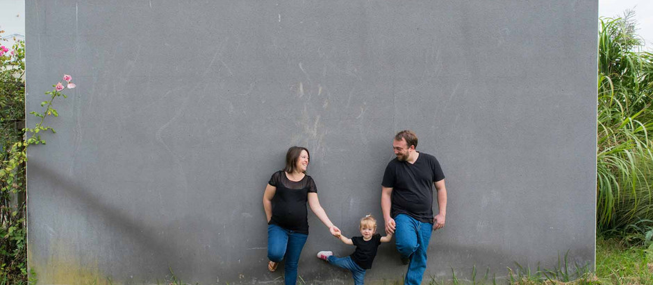 Séance grossesse - future grande soeur