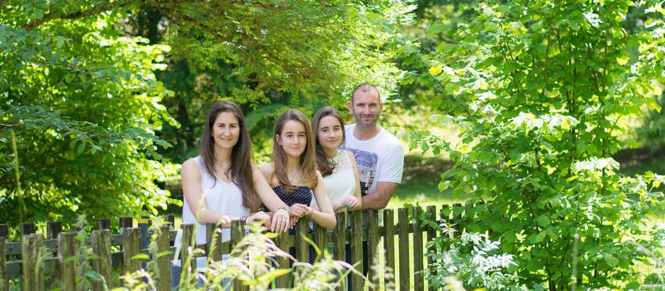 Au bord du lac et en famille
